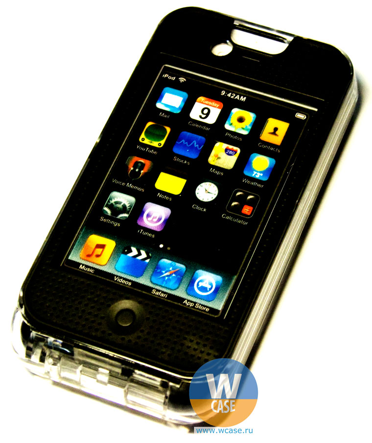 водонепроницаемый ипротивоударный чехол дляiPhone 4/4S