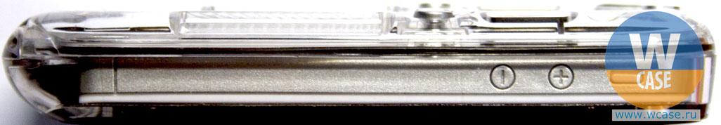 Испытание на прочность с защитным чехлом для iPhone 4
