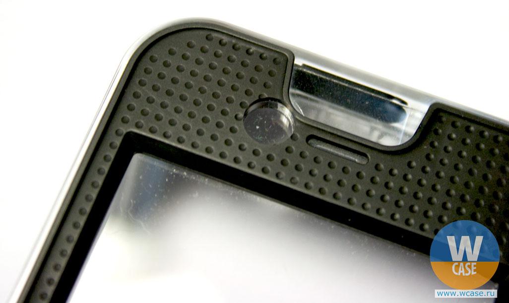 Функциональность Apple iPhone не ограничена защитным пластиковым чехлом для iPhone 4